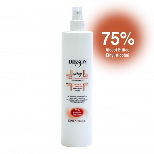 Spray Higienizante 400ml Dikson