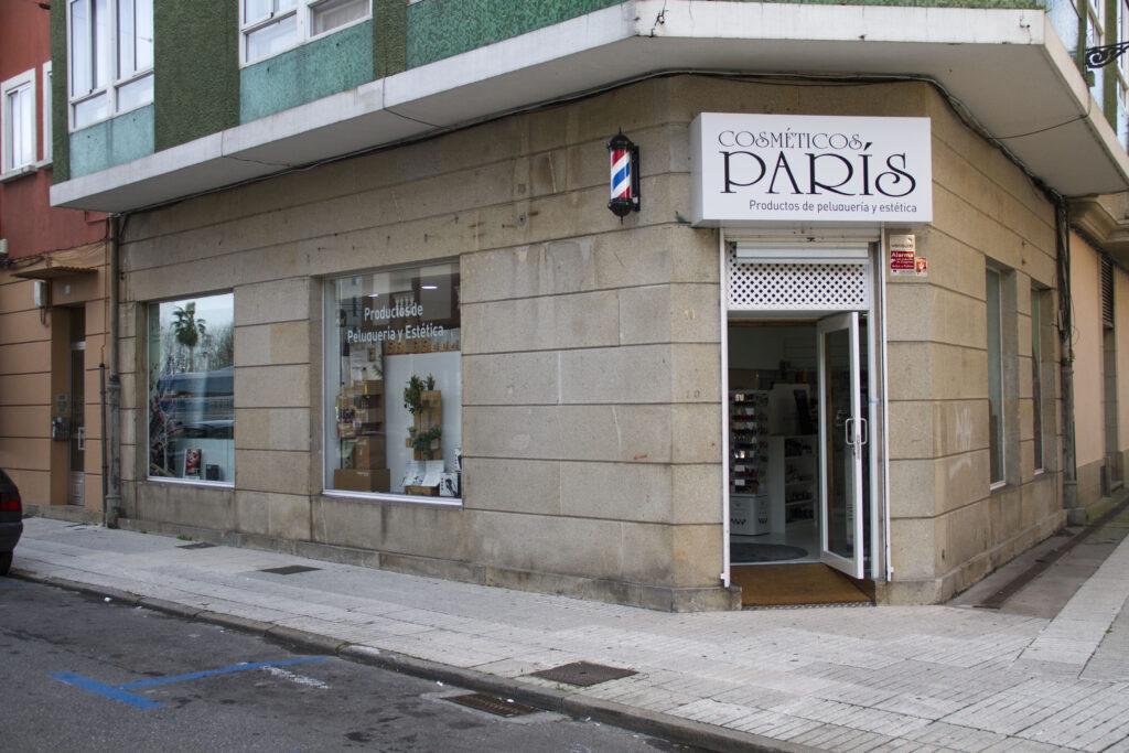 Cosméticos París - productos profesionales de estética y peluquería