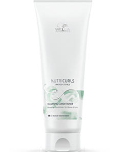 cleansing conditioner nutricurls wella