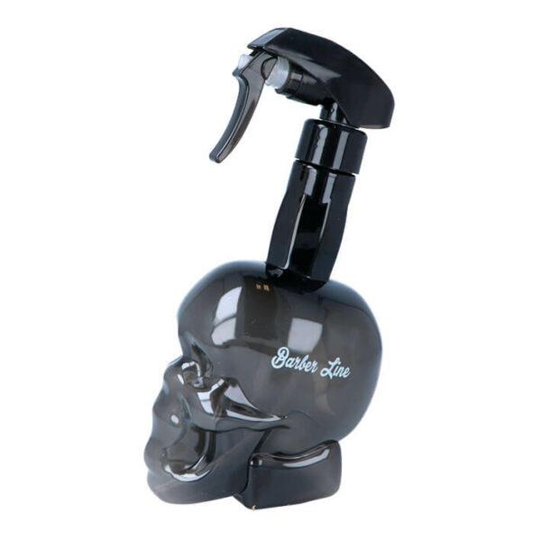 spray barber calavera pulverizador